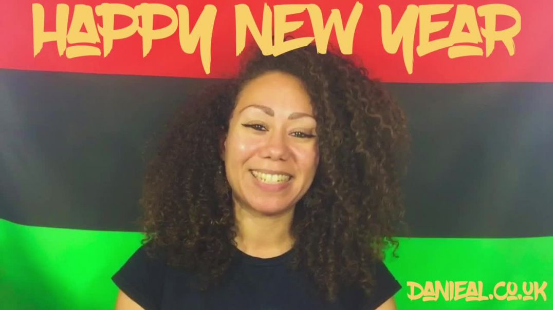 DANIEAL 2021 -  HAPPY KWANZAA - HAPPY NEW YEAR - REGGAE 2021