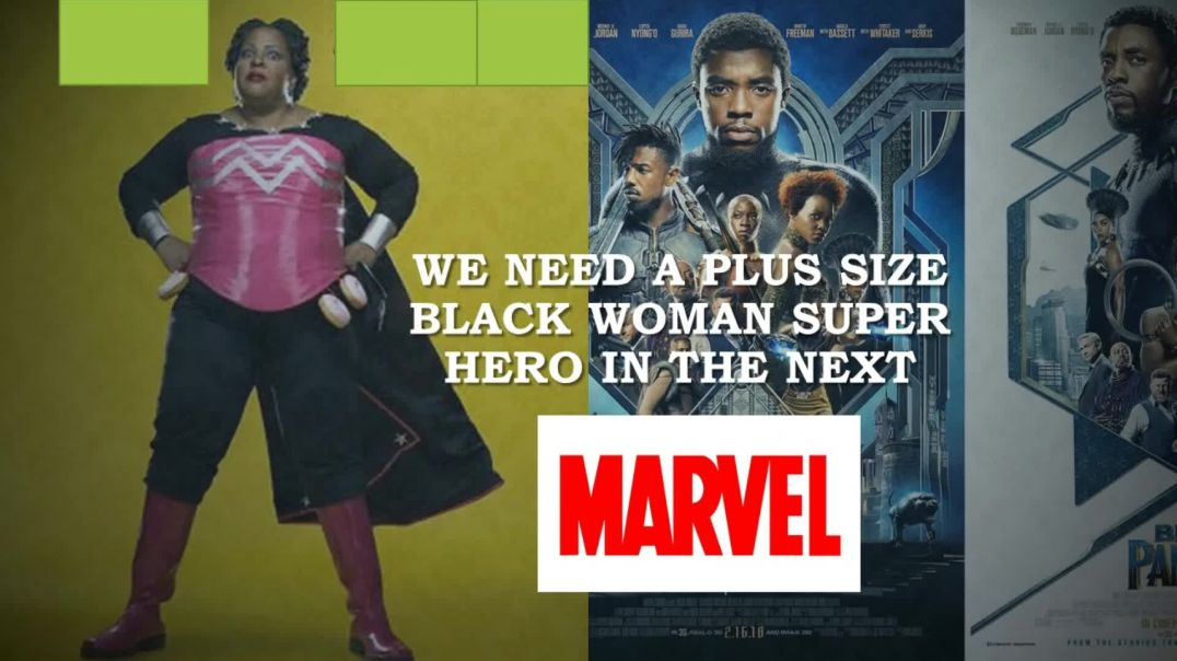 BLACK SUPER HERO1234