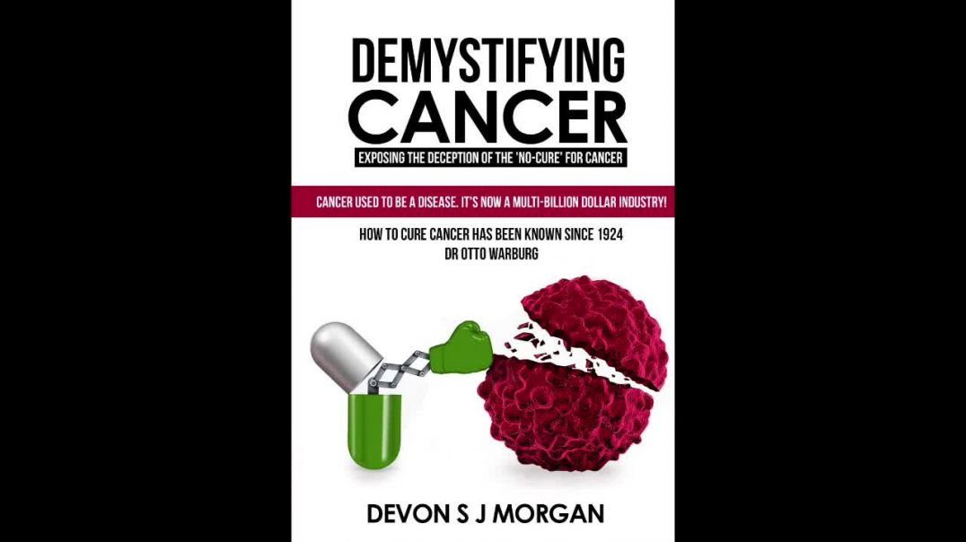 Devon Morgan Speech from The Black Books Webinar